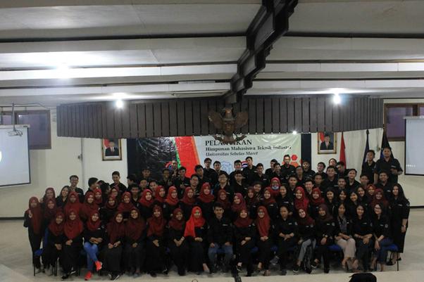 Kegiatan Pelantikan Pengurus HMTI Periode 2018