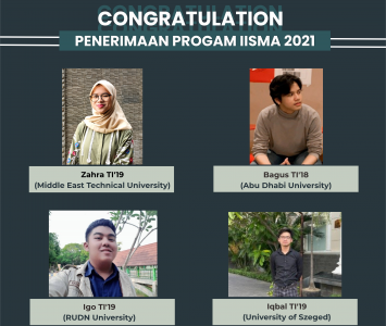 Empat Mahasiswa Teknik Industri UNS Lolos Seleksi IISMA